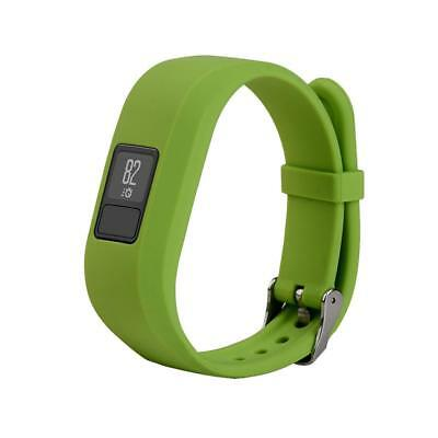Silicon Wrist Watch Band Strap for Garmin Vivofit 3 Fitness Tracker Green