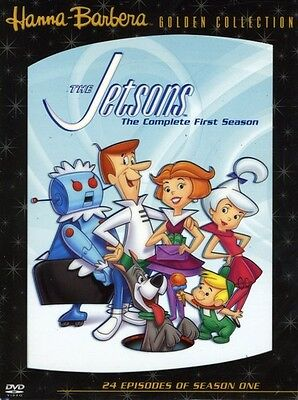Jetsons: The Complete First Season [4 Discs] (2004, REGION 1 DVD New)