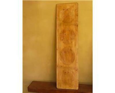 Vintage Dutch Pine Giant Long Cheese Curing Board- Kitchenalia, Country, French