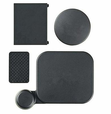 Housing Lens Cap Camera Lens Cap Battery Cover Side Door for GoPro Hero 3+ / 4