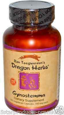 New Dragon Herbs Gynostemma Ginseng Miracle Herb Adaptogenic Daily Body Health