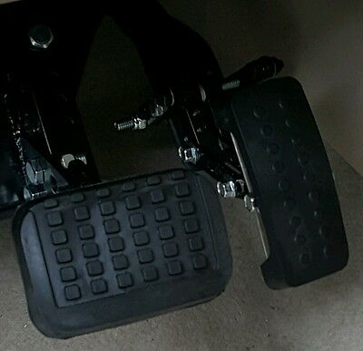 SOURCE ONE MOBILITY Driving Aids PEDAL PAL Pedal Extenders Handicap Mobility