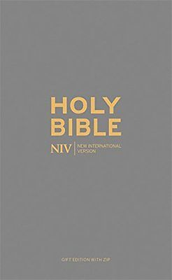 The Holy Bible: New International Version.