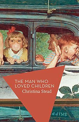 The Man Who Loved Children-Christina Stead