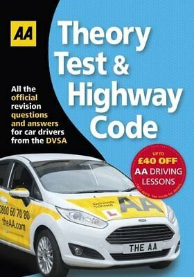 Theory Test and the Highway Code-AA Publishing