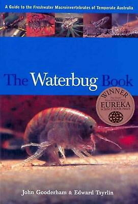 The Waterbug Book by Edward Tsyrlin Paperback Book