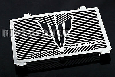Radiator Grill Grille Guard Cover For Yamaha MT-09 Tracer 2015-2016