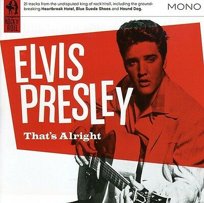 Elvis Presley - That's Alright [New CD]