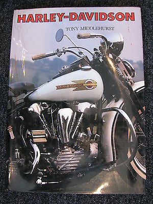Magna Books Harley-Davidson, Tony Middelhurst (English)