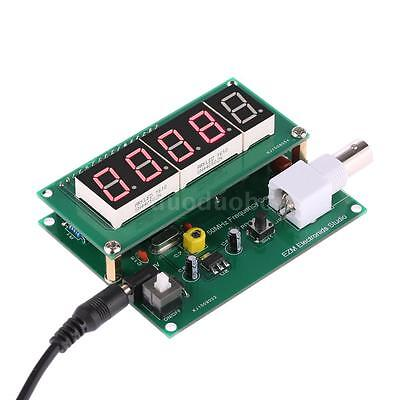 High Sensitivity 1Hz-50MHz Frequency Meter Counter Measurement Tester 50mA X9R8