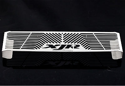 Stainless Steel Oil Cooler Protector Guard Cover For Yamaha XJR1300 1998-2016
