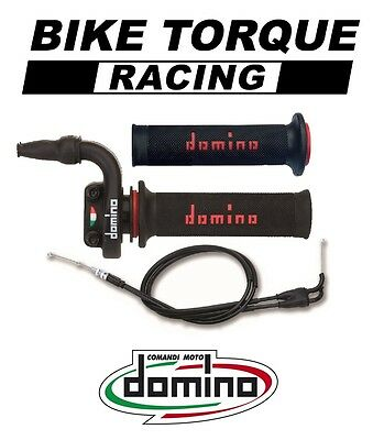 Yamaha YZF600 R6 1999 - 2007 Domino KRR Quick Action Throttle Kit