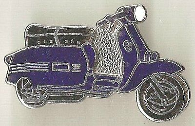 SCOOTER BADGE 35mm x 25mm