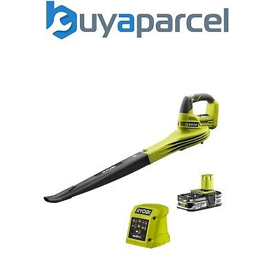 Ryobi One+ OBL1820S 18v One Plus Blower and Sweeper with 1 x 1.5ah Battery
