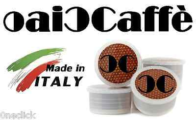 CiaoCaffè 100 Cialde Capsule 100% Compatibili Lavazza Espresso POINT Come al Bar