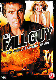 Fall Guy: The Complete Second Season [Region 2] - DVD - Brand New & Sealed
