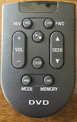 OEM FORD  Rear Entertainment DVD System Remote Control Overhead   2L1T -18C919