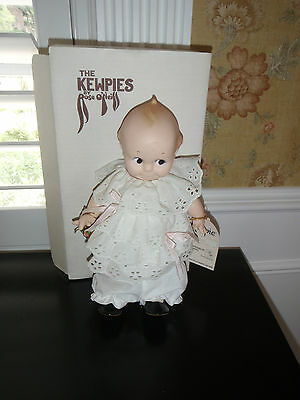 1983 KEWPIE by Rosie O'Neill Original with Box Tags #2106 Birthday Party