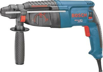 "New Bosch 11253Vsr Rotary Electric Hammer Drill Kit 1"" Sds Plus Bulldog Xtreme"