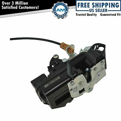 OEM 22862028 Door Lock Latch Actuator & Cable LH Left Driver Front for GM Pickup