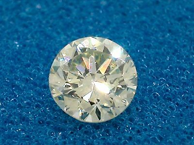 Natürlicher Diamant Brillant 1,23ct fancy light yellow Si 1   DPL Zertifikat