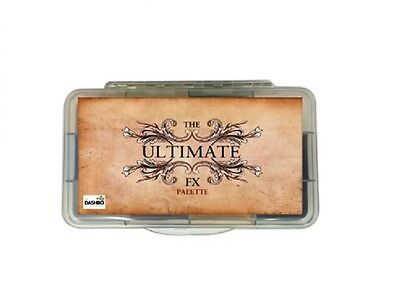 ULTIMATE FX Palettes by Dashbo.....(Alcohol Activated Makeup) 100% Vegan