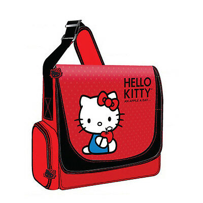Hello Kitty Vertical Messenger Style Laptop Case 8b1e48d0b0