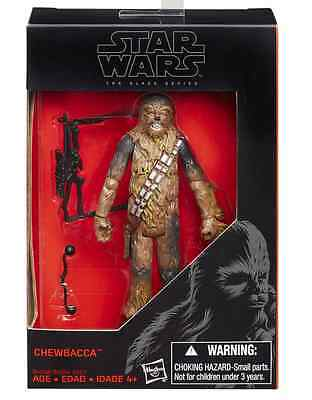 "Star Wars - The Black Series 3.75"" / Chewbacca / Walmart Exclusive 2016"