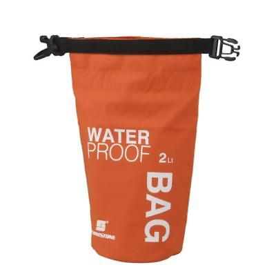 Waterproof 2L SMALL Dry Bag Sack Pouch for Kayak Fishing Camping Canoe Swim