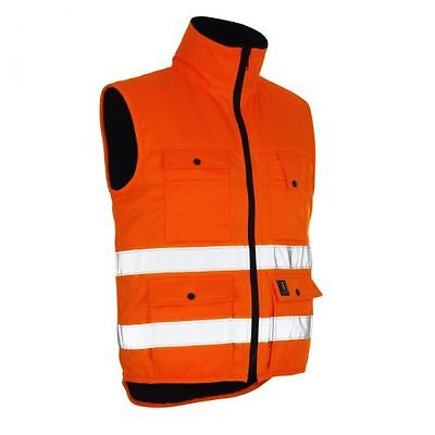 Mascot Warnschutz-Winterweste Sölden Safe Artic orange