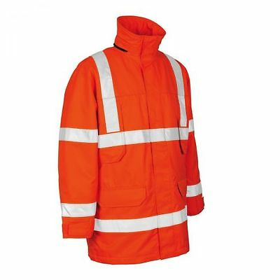 Mascot Warnschutz-Parka Vancouver Safe Artic orange