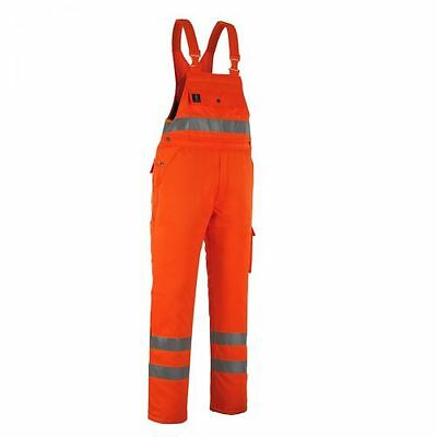 Mascot Warnschutz-Winterlatzhose Antarktis Safe Artic orange