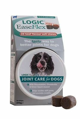Ceva - Logic EaseFlex Joint Treats for Dogs x 28 Pack
