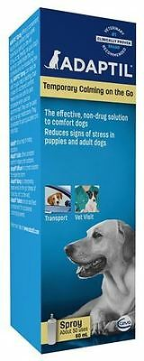 Ceva - Adaptil Canine Appeasing Pheromone Spray x 60 Ml