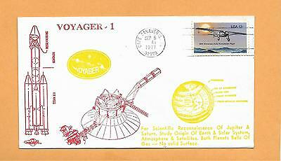 Voyager 1 Sep 6,1977    Cape Canaveral Orbit Covers