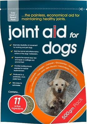 GWF Nutrition - Joint Aid Dog Joint Supplement x 500 Gm