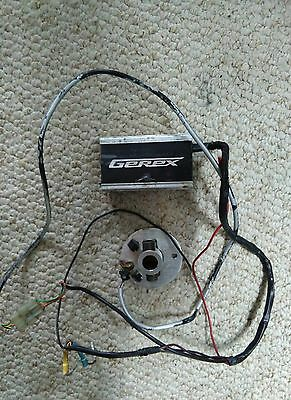 GOLDWING GL1000 ELECTRONIC ignition