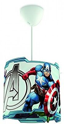 Philips Marvel Avengers Kids Childrens Bedroom Ceiling Pendant Lamp Light Shade