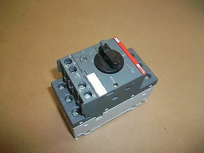 ABB Manual Protected Motor Starter MS116-10  6.3-10 AMPS