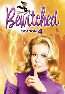 Bewitched: The Complete Fourth Season - 3 DISC SET (2014, REGION 1 DVD New)