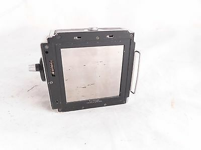 Hasselblad C-12  film Back Rare Winder  bargain not working