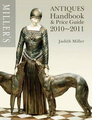 Miller's Antiques Handbook and Price Guide by Judith Miller Hardcover Book