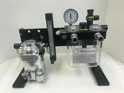 Anesthesia Machine & Isoflurane TEC 3 Vaporizer - Veterinary  ***** ALL NEW ****