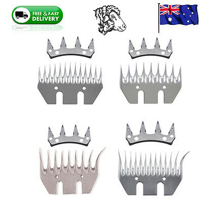 Shear blades replacement for 500W Clipper Sheep Alpaca Goats Farm Shears Blade