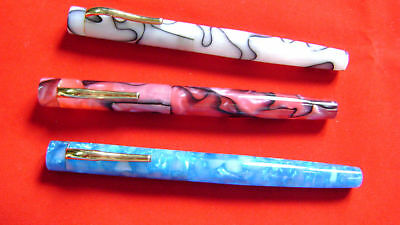 Ranga Handmade Colour Acrylic Fountain Pen Model 7A