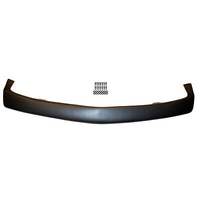 Dynacorn 3603 Mustang Front Spoiler Black ABS Plastic 1967-1968
