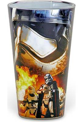 Star Wars - Episode VII Captain Phasma / Stormtroopers 16oz Pint Pub Glass