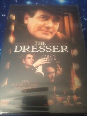 The Dresser (DVD)  Albert Finney, Tom Courtenay, Very Rare- OOP-,!! Brand New !!