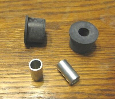 1956 1957 1958 CHEVY GENERATOR MOUNTING BUSHINGS with SLEEVES