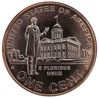 2009 Cent Professional Life #3 BU Penny US Coin